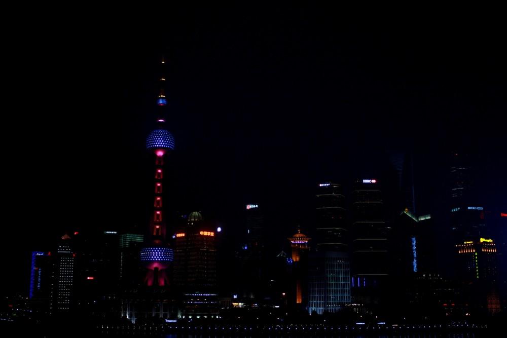 Escale à Shanghaï