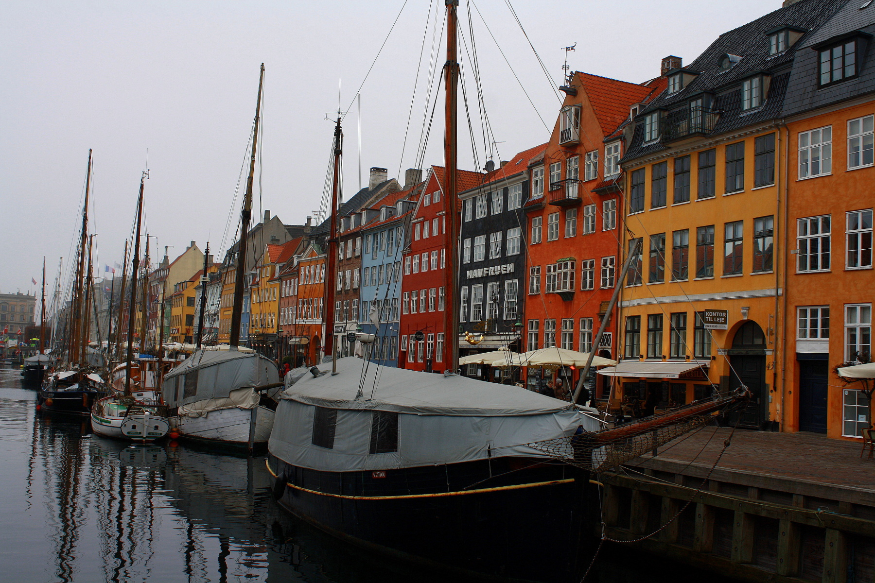 Copenhague en un week-end