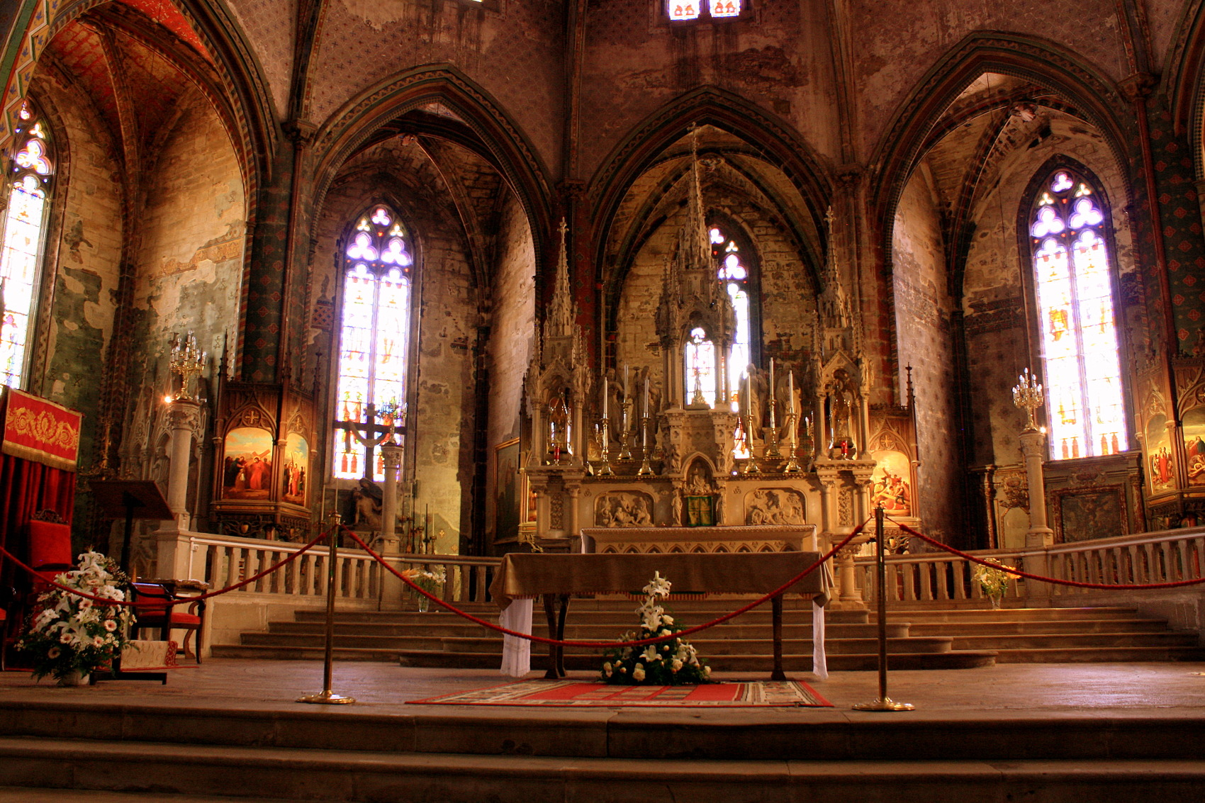 Cathédrale Mirepoix