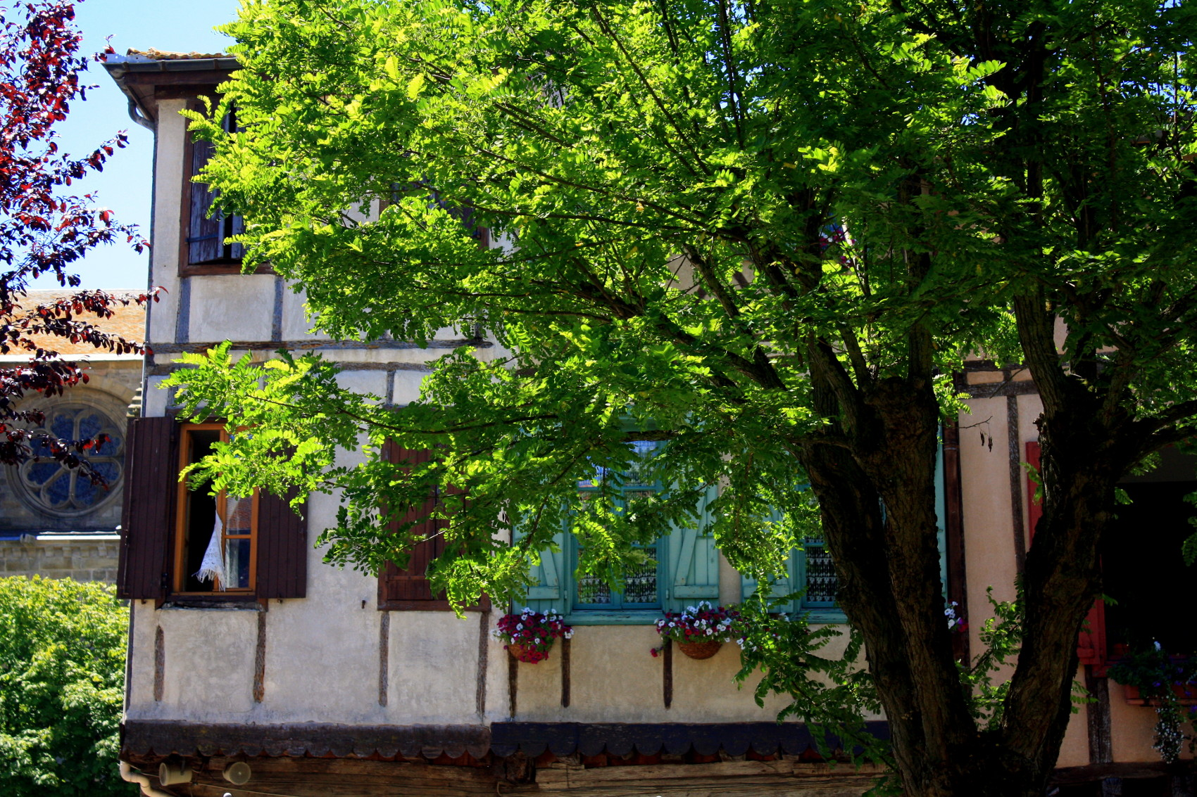 Escapade dans le Languedoc-Roussillon