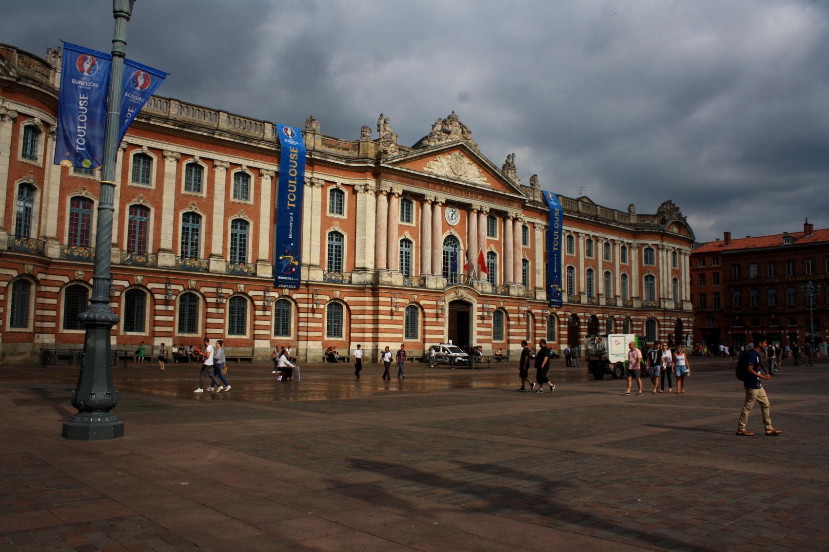 Toulouse en 4 jours, on visite quoi ?