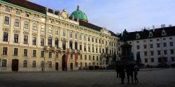 Hofburg, cour intérieure