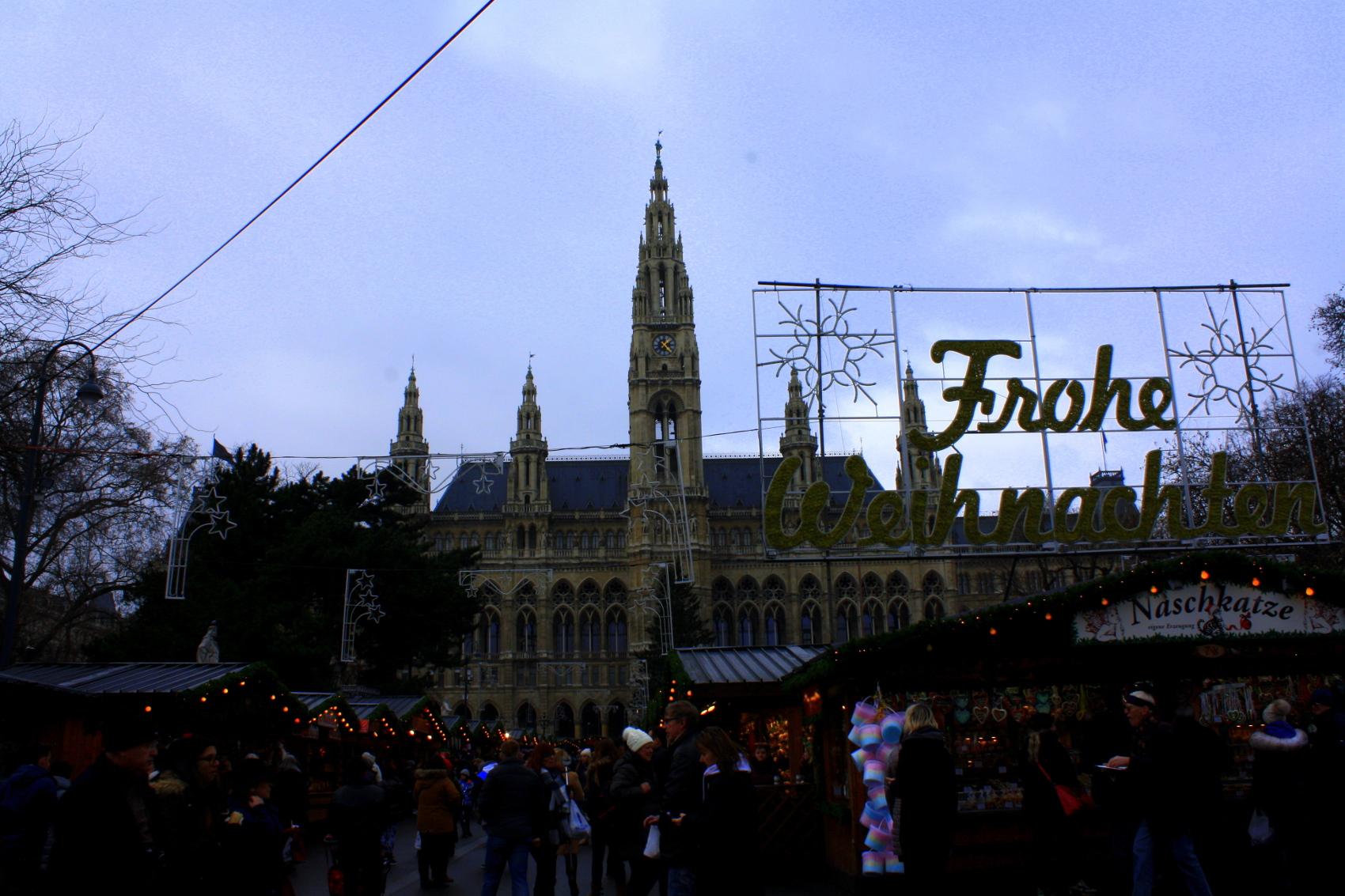 Noël Viennois- A la découverte de la capitale autrichienne