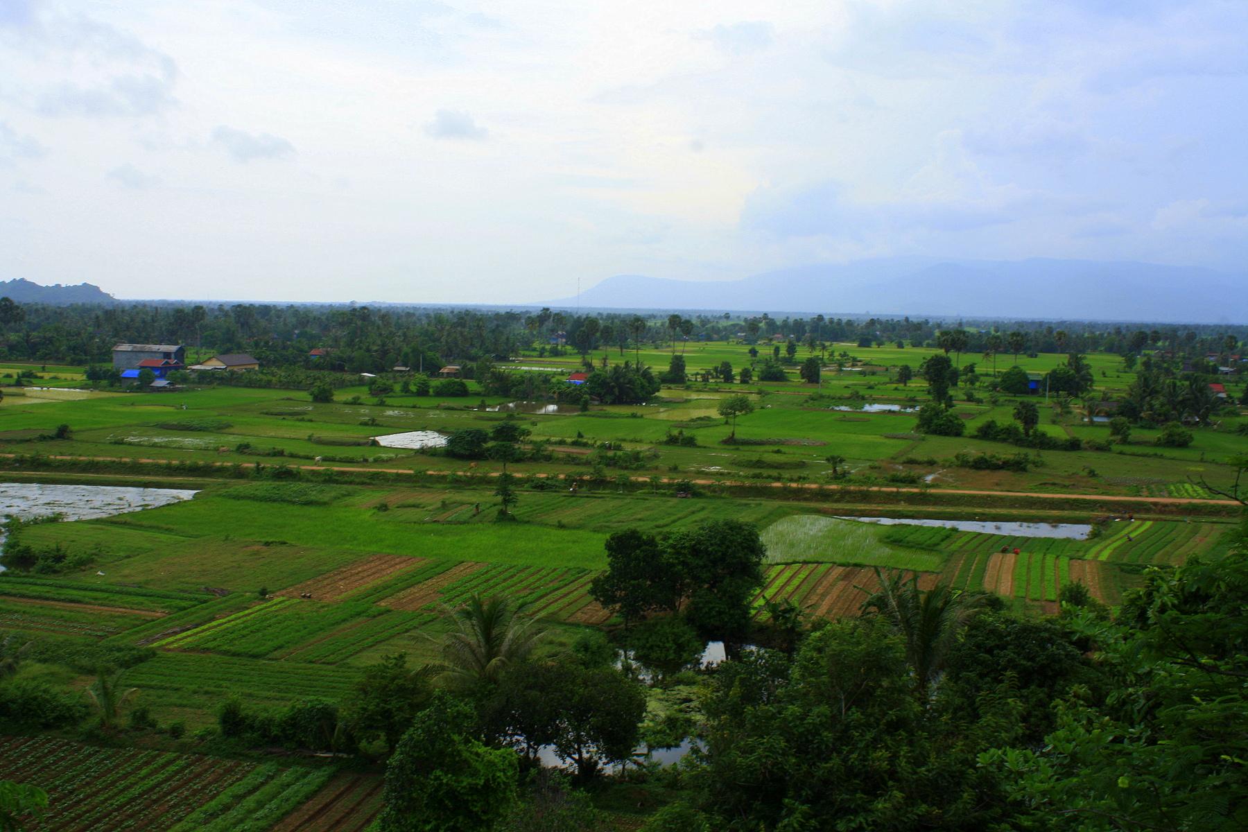 Périple cambodgien – On montre quoi aux copains ?