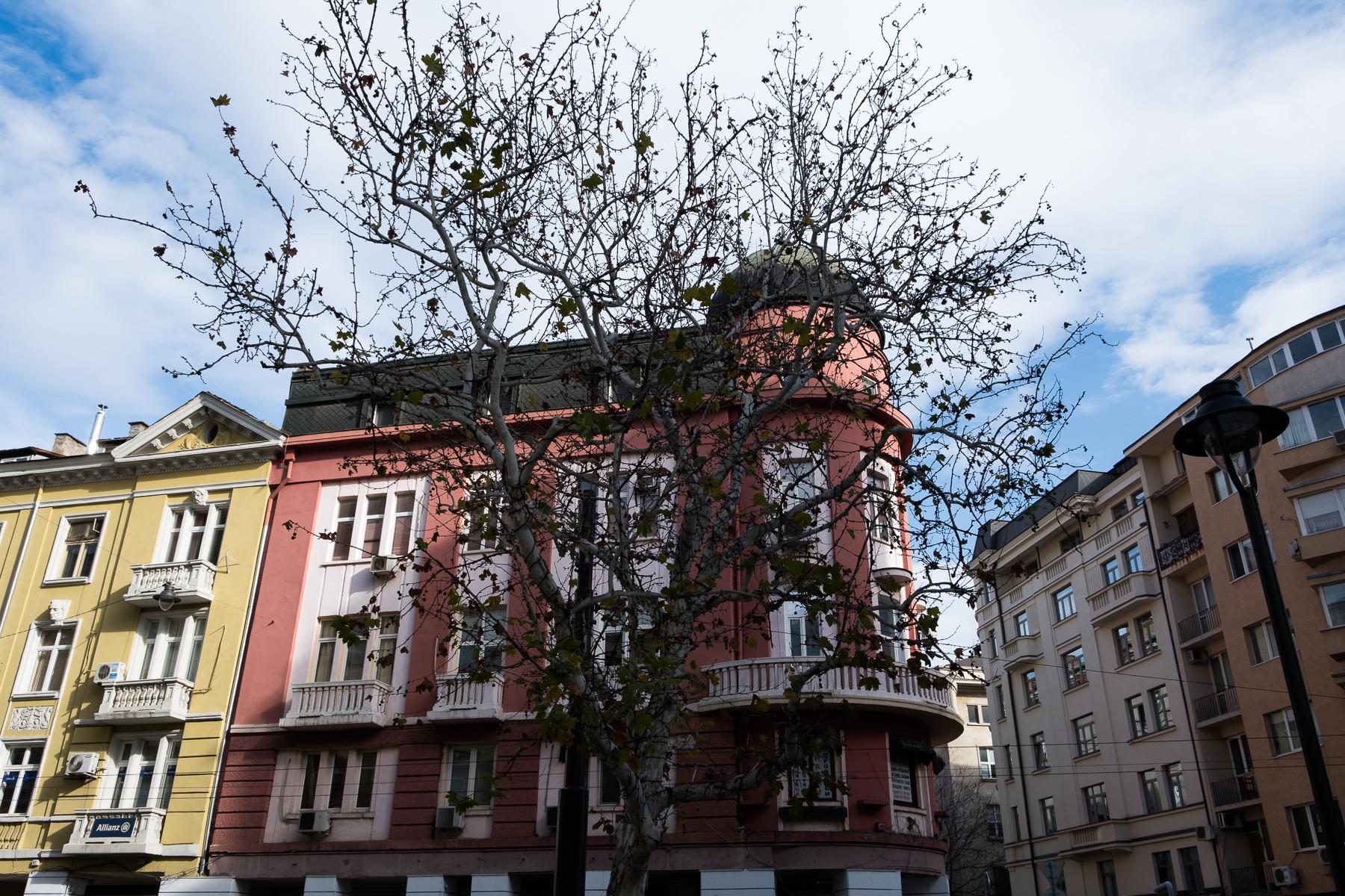 Centre de Sofia